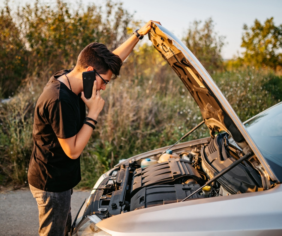 Roadside Assistance towing services macon
